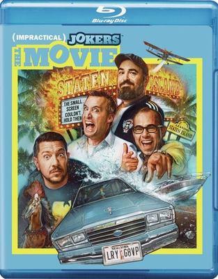 Impractical jokers the movie