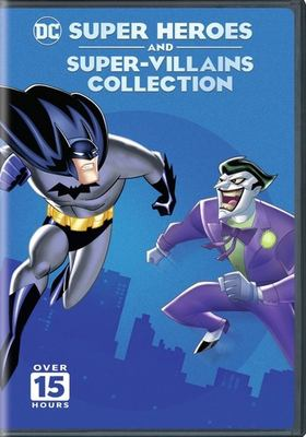 Dc Super Heroes and Super-Villains Collection