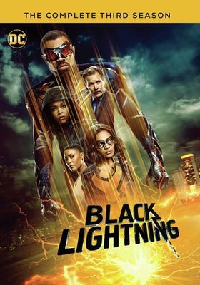 Black lightning. The complete third season