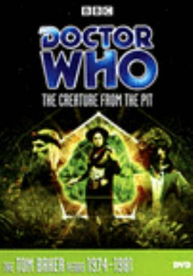 Doctor who. Creature from the pit