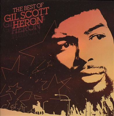 The best of  Gil Scott Heron