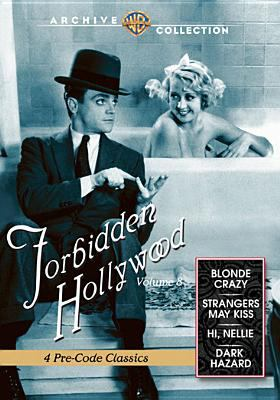 Forbidden Hollywood Collection Volume 8