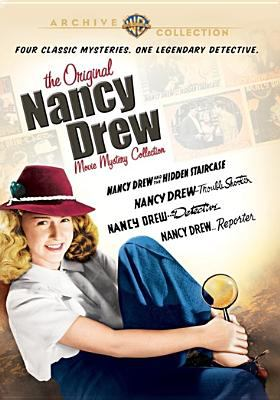 The Original Nancy Drew Movie Mystery Collection.