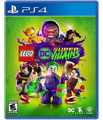 LEGO DC Super Villains [PlayStation 4].