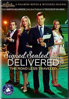 Signed, Sealed, Delivered the Road Less Traveled.