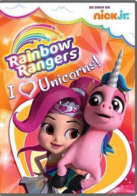 Rainbow Rangers. I [heart] Unicorns.