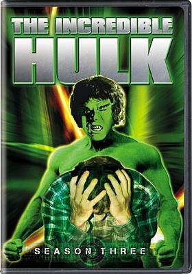 The Incredible Hulk. The Complete Third Season