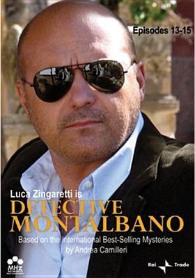 Detective Montalbano. Episodes 13-15