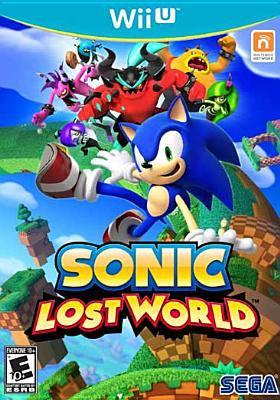 Sonic Lost World [Wii U]