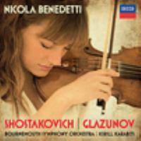 Shostakovich, Glazunov.