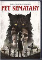 Pet sematary [DVD]