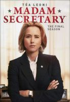 Madam Secretary. Season 6 [DVD].