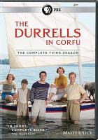The Durrells in Corfu. The complete third season