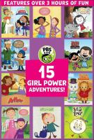 PBS Kids [DVD] : 15 Girl power adventures!