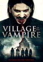 Village of the vampire [DVD]