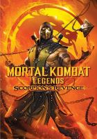 Mortal kombat legends [DVD] : Scorpion's revenge