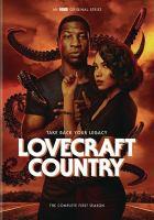 Lovecraft country. Season 1 [DVD]