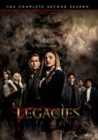 Legacies. Season 2 [DVD]