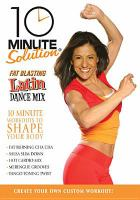 10 minute solution. Fat blasting Latin dance mix