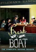 Fresh off the boat. Season 2, Disc 3