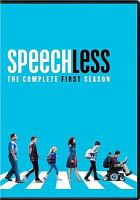 Speechless. Season 1, Disc 3