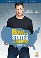 How the states got their shapes. Season 2, Disc 3