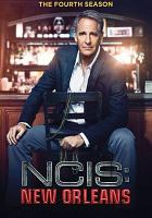 NCIS, New Orleans. Season 4, Disc 5