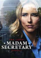 Madam Secretary. Season 4, Disc 6