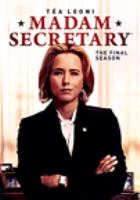 Madam Secretary. Season 6, Disc 3.