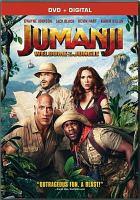 Jumanji. Welcome to the jungle