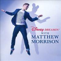 Disney dreamin' with Matthew Morrison.