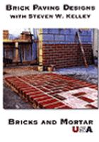 Brick paving designs