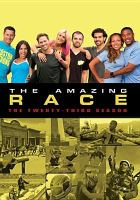 The amazing race. Season 23, Disc 3