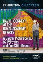 David Hockney at the Royal Academy of Arts