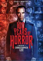 100 years of horror. Disc 1