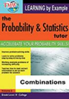 The probability & statistics tutor. Volume 2, Combinations