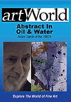 Abstract in oil & water : Avant Garde of the 1960's