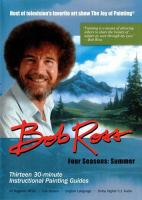 Bob Ross. The joy of painting. Series 4, Disc 3