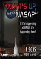 What's up, NASA 1.2015.