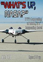 What's up, NASA. 6.2015.