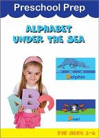 Preschool prep. Alphabet under the sea.