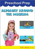 Preschool prep. Alphabet around the museum.
