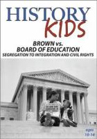 History kids. Brown vs. Board of Education, segregation to integration and civil rights.