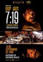 7:19 : la hora del temblor