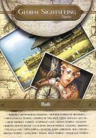 Global sightseeing tours. Bali
