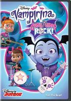 Vampirina. Ghoul girls rock!