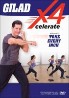 Gilad Xcelerate 4. Volume 2, Tone every inch.