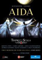 Aïda : opera in four acts