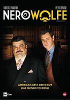 Nero Wolfe. Disc 4