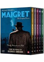 Maigret. Maigret at the Etoile Du Nord